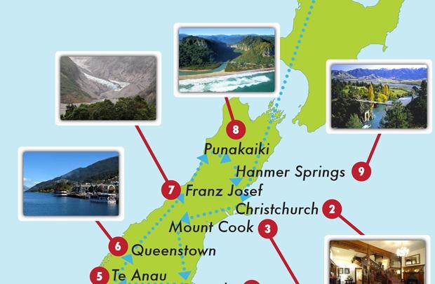 Motosiklet günlükleri: Yeni Zelanda