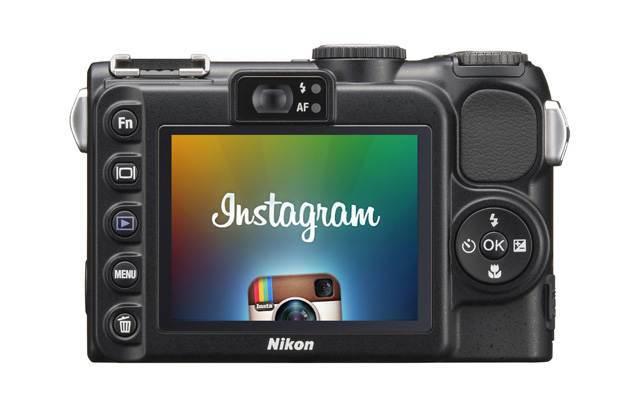 Nikon'dan Instagram'lı fotoğraf makinesi