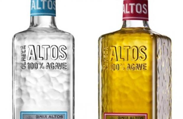 Olmeca Altos yeni şişesinde
