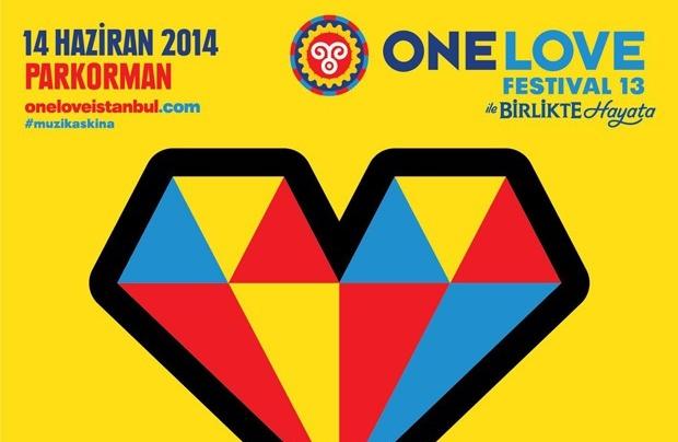 One Love Festival ile birlikte hayata