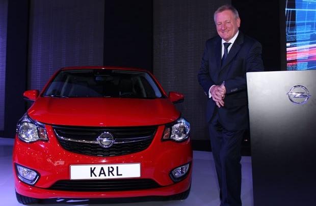 Opel'in gözü yükseklerde