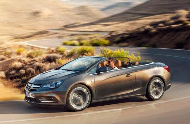 Opel'in yeni favorisi Cascada