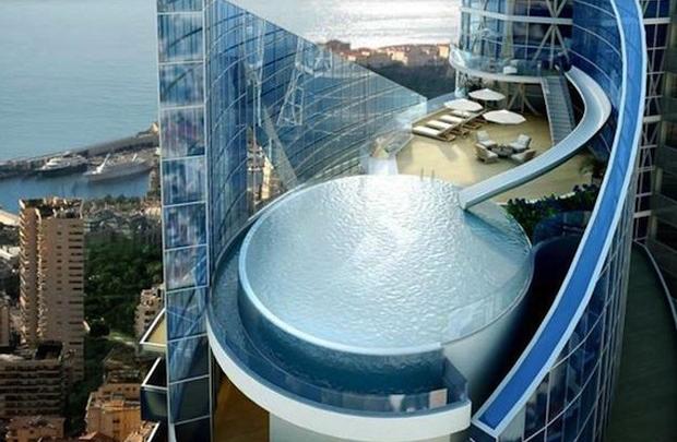 Dünyanın en pahalı çatı katı