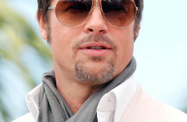 Brad Pitt'in yeni parfümü