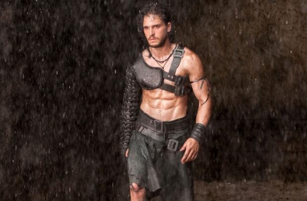 Jon Snow artık bir gladyatör