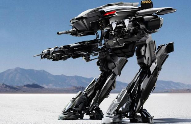 RoboCop'un viral dönüşü