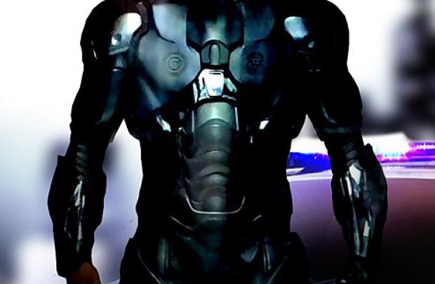 RoboCop görev başında