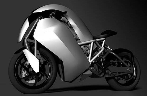 Motosiklette yeni jenerasyon