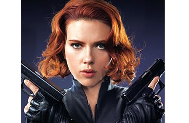 Scarlett Johansson'dan dövüş taktikleri