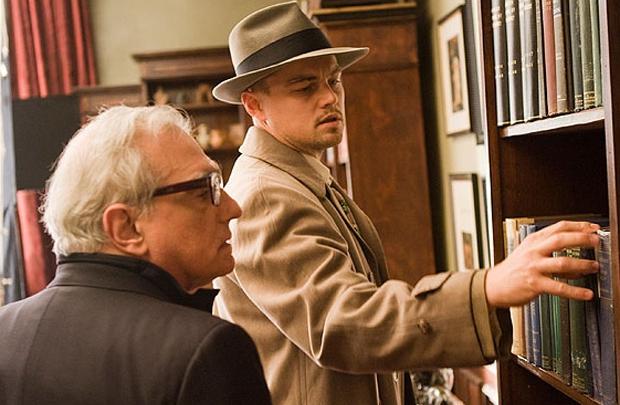 Scorsese ve DiCaprio kurtlar sofrasında