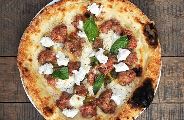 Dünyanın pizzası