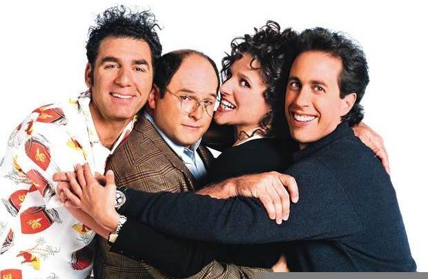 Seinfeld geri döndü