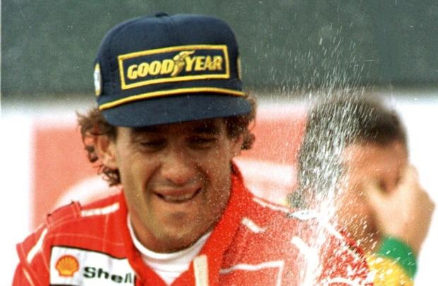 F1 efsanesi: Ayrton Senna