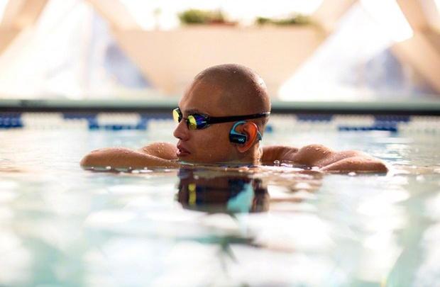 Yüzücünün Walkman'i