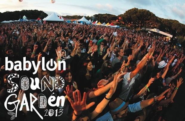 Babylon Soundgarden'a davetlisiniz