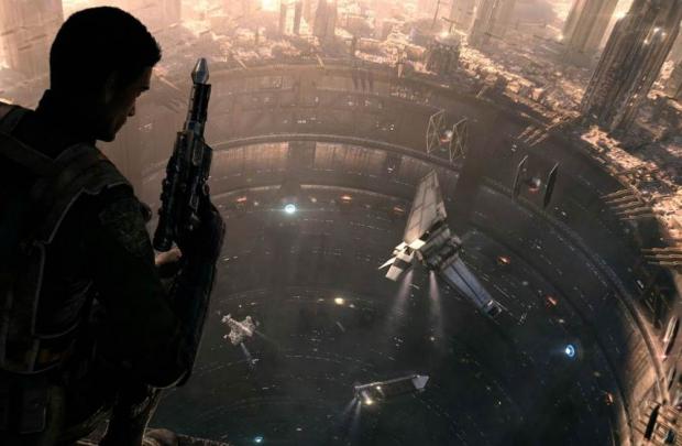 Star Wars'un karanlık dünyasına davetlisiniz