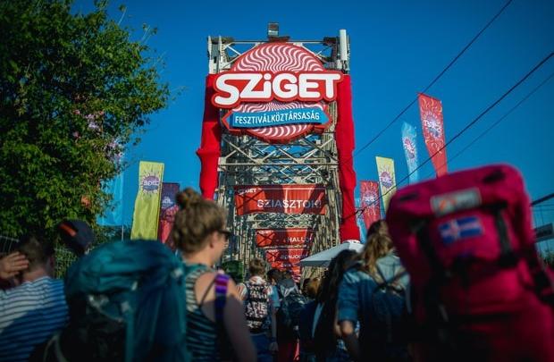 Sziget: Bir hafta tam pansiyon festival