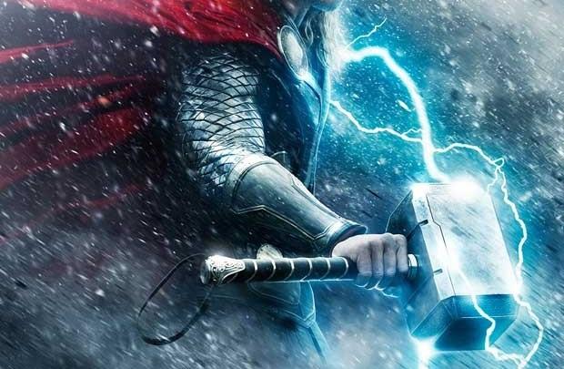 Thor'un karanlık dünyası