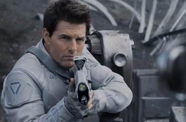 Bilim kurgunun yeni gözdesi Tom Cruise