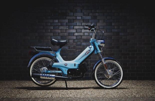 Yeniden moped