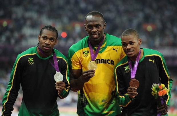 Jamaika'nın gururu