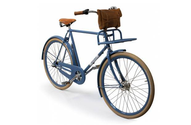 Bisiklette Fransız aksanı