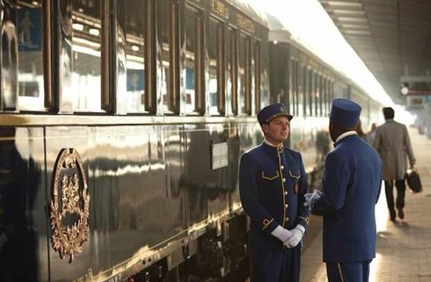 Orient-Express İskandinavya yolunda