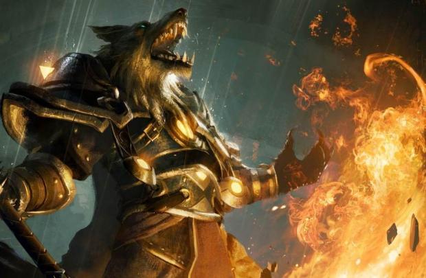 World of Warcraft beyaz perdede
