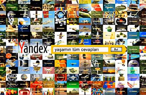 Yandex Türkiye'de ne yapar?