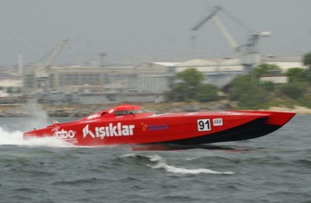 Denizlerin Formula 1'i
