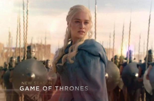 Yeni Game of Thrones'tan ilk görüntüler