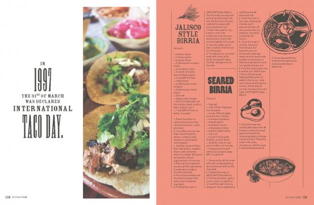 Taco gününü kutlamayı unutma