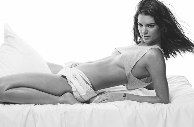 Hanedanlığın duru güzeli: Kendall Jenner