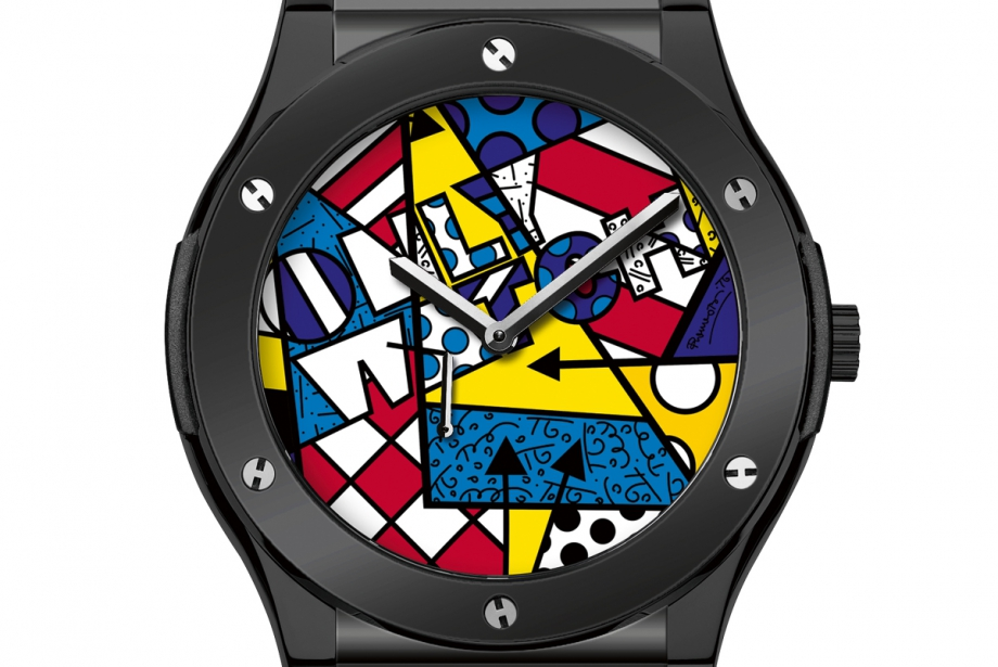 Hublot / Classic Fusion Only Watch Britto