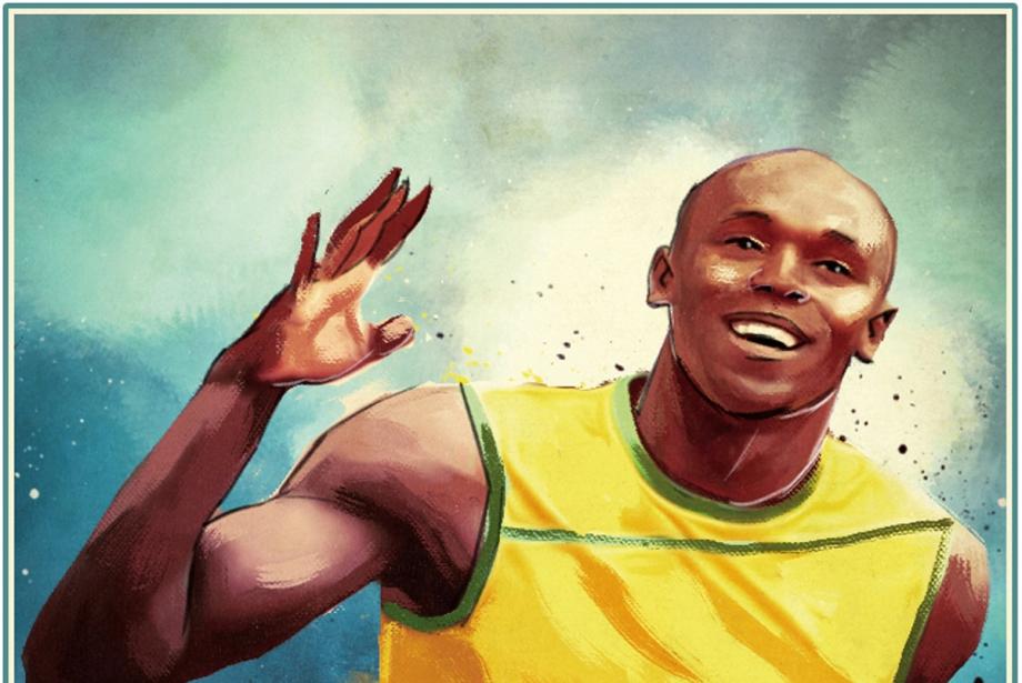 Spor Tarihinin En Cool Adamları: Usain Bolt