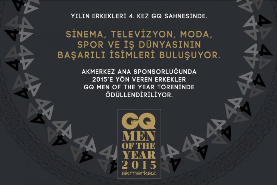GQ MOTY 2015 Ödülleri Sahiplerini Buluyor