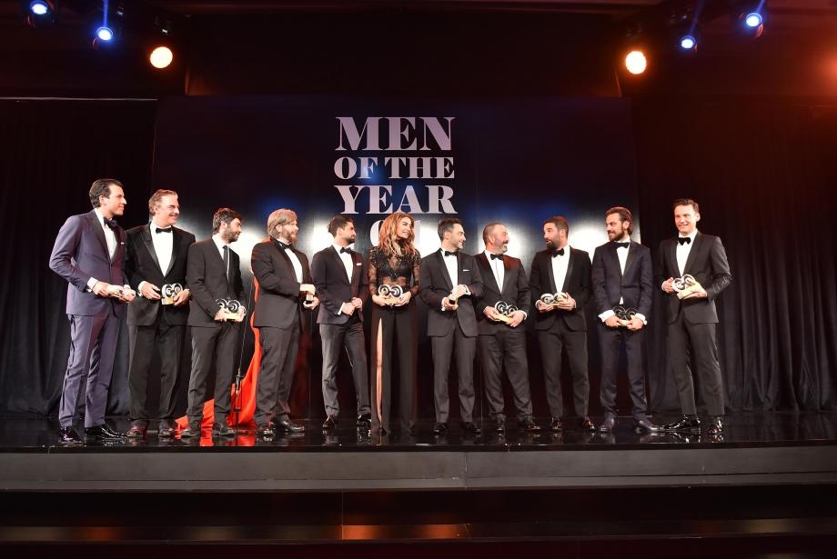 GQ Türkiye Men of the Year 2015 Töreni