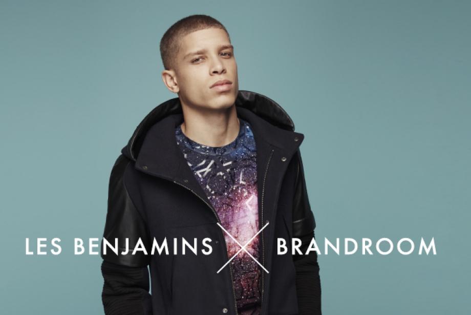 Les Benjamins #XMASPOPUP Brandroom Nişantaşı'nda