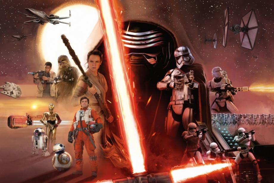 Star Wars: The Force Awakens Rekorla Başladı