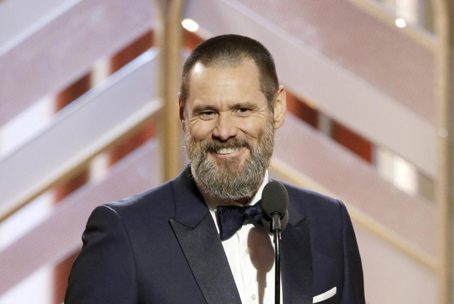 Jim Carrey'nin Nasıl Altın Küre Sahnesi'ni Ele Geçirdiğini İzleyin