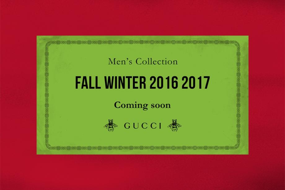 #MFW Gucci Defilesi Canlı Yayını