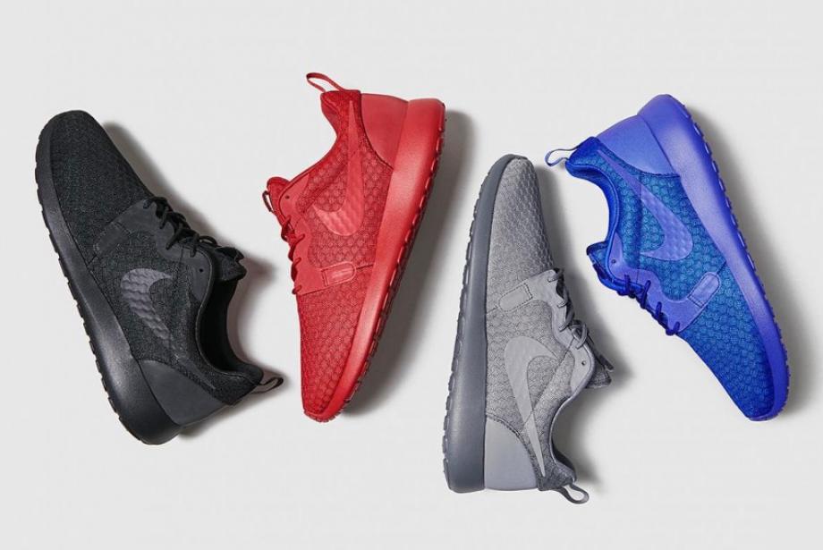 Nike Roshe One Hyperfuse ve Dört Yeni Rengi