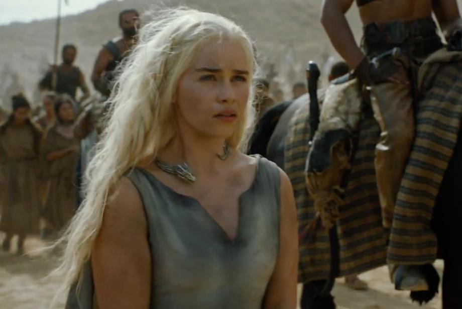 Game of Thrones Yeni Sezon (RED BAND) Fragmanı