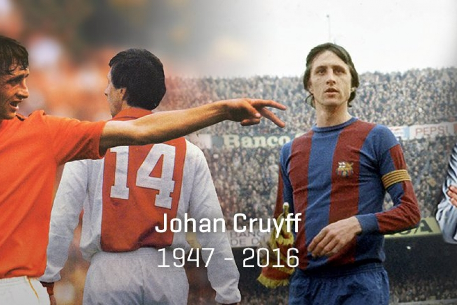 Güle Güle Johan Cruyff, Tribünler Bugün Sessiz