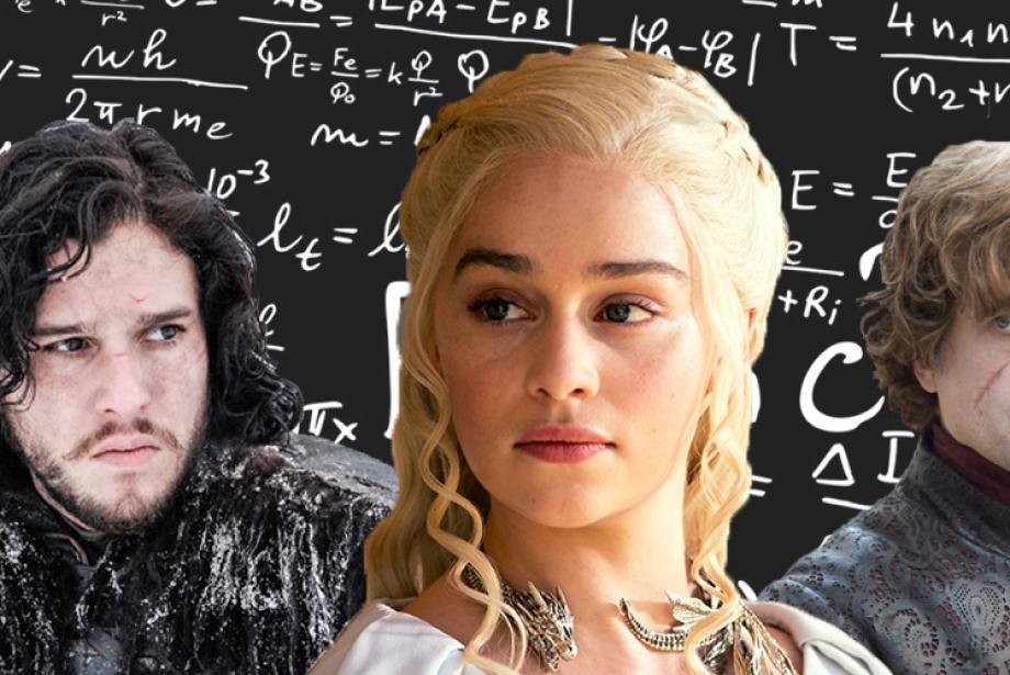 Matematiğe Göre Game of Thrones'ta Asla Ölmeyecek Karakter...