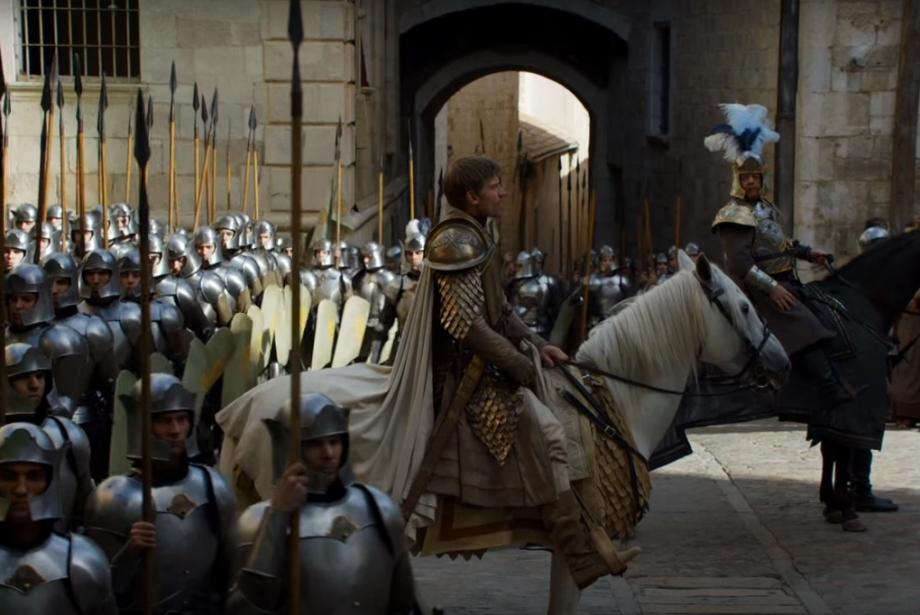 Sonunda Gerçekten İşe Yarar Bir Game of Thrones Fragmanı