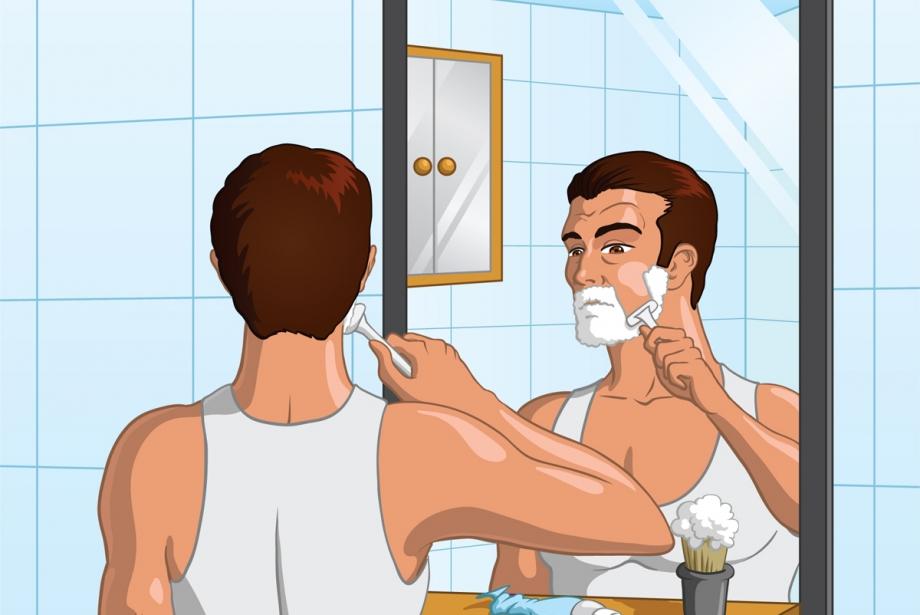 Dersimiz 9 Adımda Doğru Tıraş