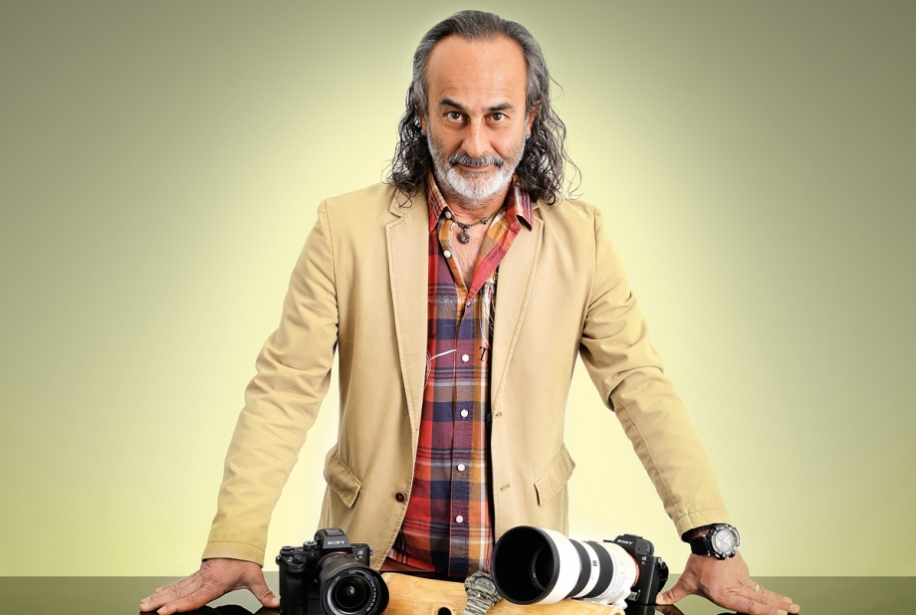 Süha Derbent: Yedi Büyük Kediyi Çeken Fotoğrafçı