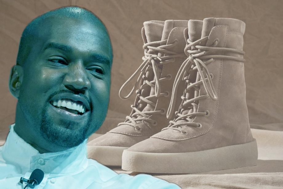 Kanye West Daha Stil Sahibi Olmamız İçin Elinden Geleni Yapıyor