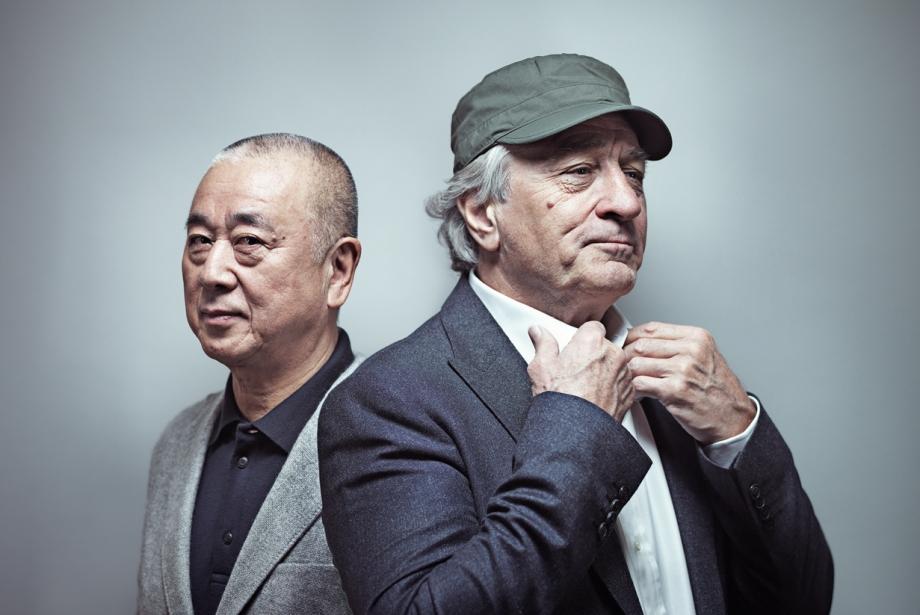 Bir Japon Şef ile Bir Hollywood Yıldızı Bir Araya Gelirse...